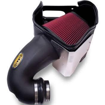 1994-2002 Dodge Ram 5.9L Cummins MXP Intake System w/ Tube (Dry / Red Media) by Airaid (301-269) - Modern Automotive Performance