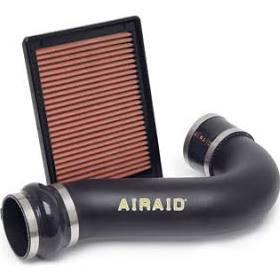 2005-2010 Jeep Grand Cherokee 5.7L Hemi Airaid Jr Intake Kit - Oiled / Red Media by Airaid (310-770) - Modern Automotive Performance