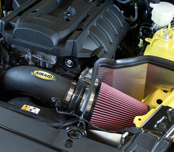 Airaid Race Style Oiled Cold-Air Intake System | 2015 Ford Mustang (450-331) - Modern Automotive Performance  - 3