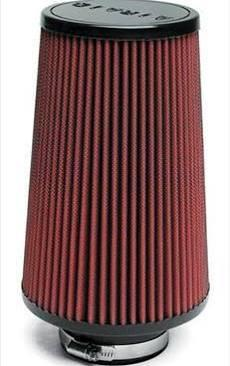 Powersport Cone Filter 3 x 6 x 4 5/8 x 9 by Airaid (700-410) - Modern Automotive Performance