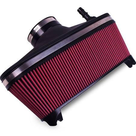 1997-2004 Corvette C5 Direct Replacement Filter - Oiled / Red Media by Airaid (860-042) - Modern Automotive Performance