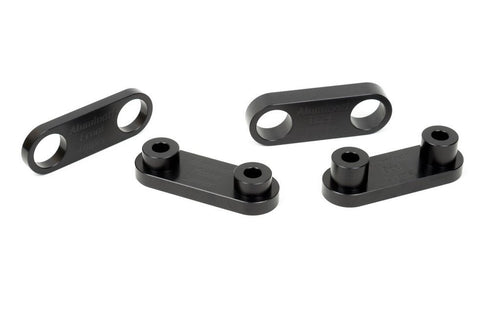Aluminati Solid Trans Cross Member Bushings | Multiple Subaru Fitments (S-TRANS-CMB)