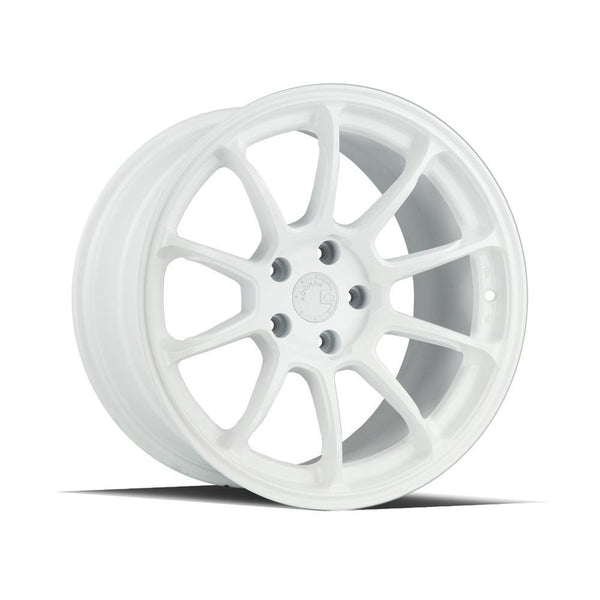 "AodHan AH06 Wheels - 5X100 17x9.0"" +35mm Offset - Matte White"