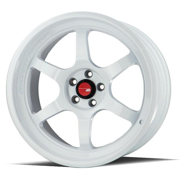 "AodHan AH08 Wheels - 5x100 18"" - Gloss White"