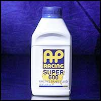 AP Racing Super 600 Brake Fluid (0.5 Liter) - Modern Automotive Performance