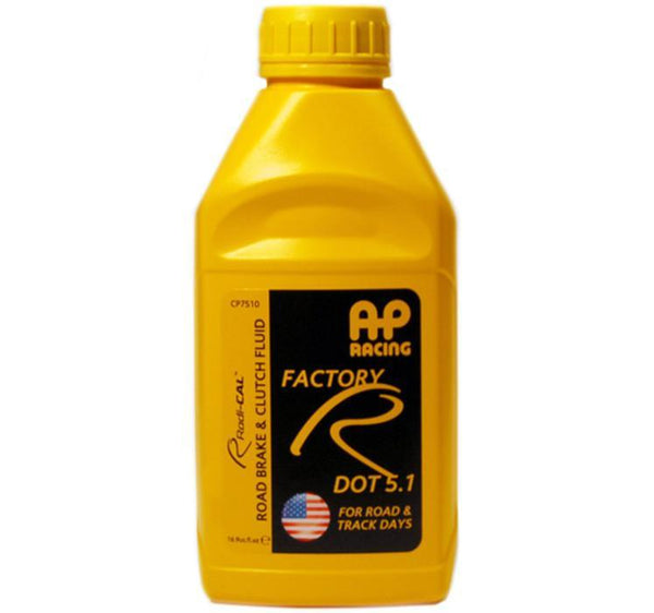 AP Racing Radi-Cal Formula DOT 5.1 Brake Fluid - 0.5 Liter (CP7510)