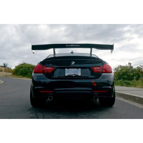 "APR GTC-200 Adjustable 60.5"" Wing 