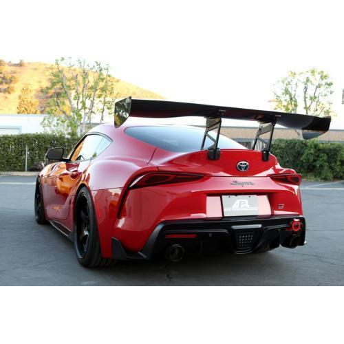 "APR GTC-300 67"" Carbon Fiber Adjustable Wing 