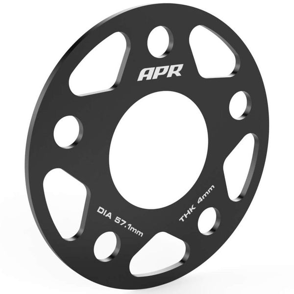 APR 4mm Wheel Spacers Pair | 5x112 Bolt Pattern / 57.1mm CB (MS100151)