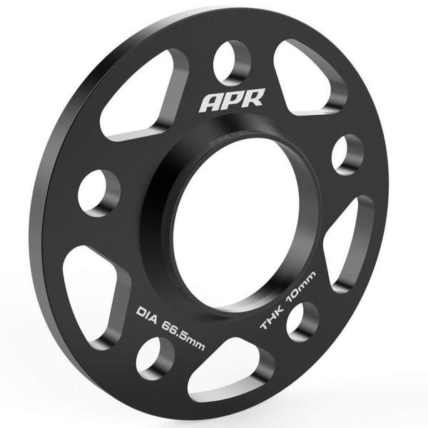 APR 10mm Wheel Spacers Pair | 5x112 Bolt Pattern / 66.5mm CB (MS100166)