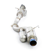ARK Performance Single Exit N-II Exhaust System | 2000-2009 Honda S2000