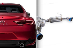ARK GRiP Series Cat-Back Exhaust | 2016+ Infiniti Q60 3.0T RWD (SM1160-0216G)