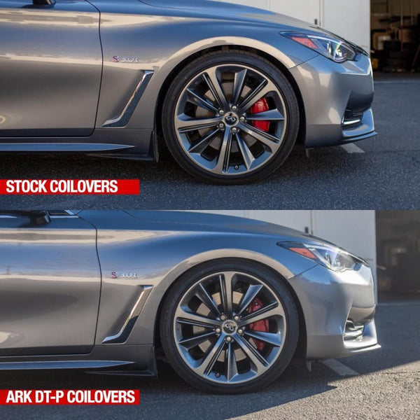 ARK Performance DT-P Coilovers | 2017-2020 Infiniti Q60 RWD (CD1160-0116)