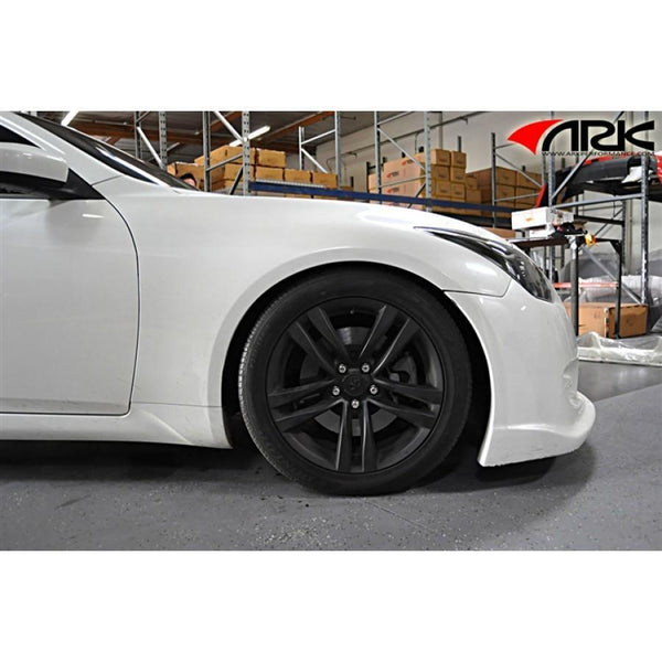 ARK Performance GT-F Lowering Springs | 2008-2013 Infiniti G37 Coupe RWD (LF1102-0103)