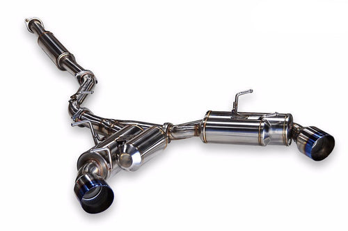 ARK GRIP Stainless Exhaust (Subaru BRZ / Scion FR-S 13+) SM1202-0213G