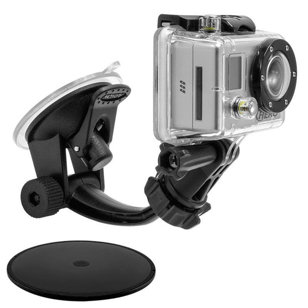 Arkon Windshield/Dash Mount for GoPro HERO Cameras (GP114)