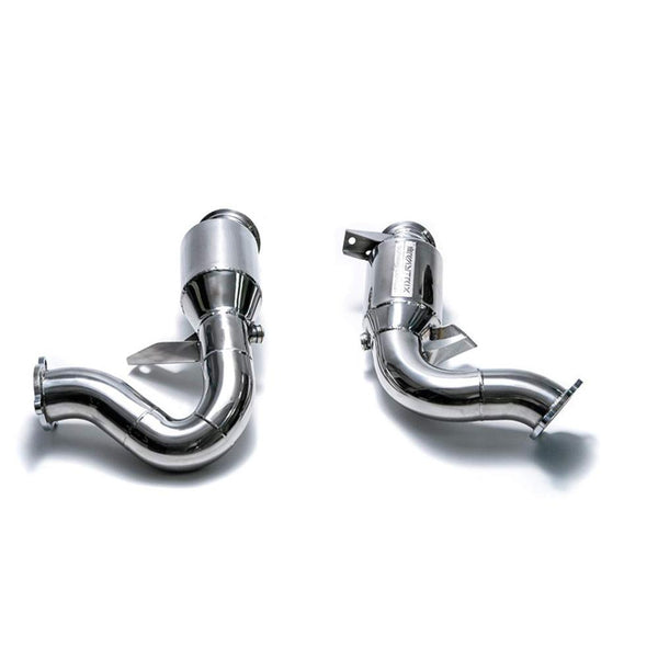 Armytrix Sport Cat-Pipe w/200 CPSI Catalytic Converter | 2015-2020 Porsche 95B Macan (PM36T-CD)