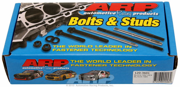 Buick 350 Hex Timing Cover & Water Pump Bolt Kit by ARP (120-3202) - Modern Automotive Performance  - 2