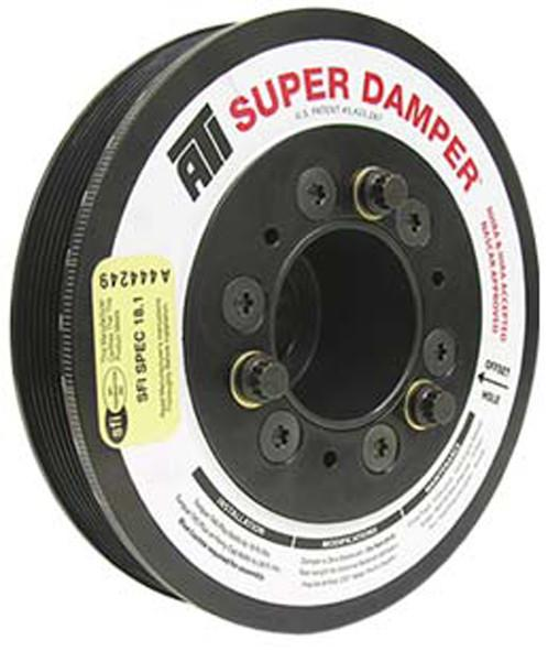 ATI Super Damper Harmonic Damper Dodge SRT-4 - Modern Automotive Performance