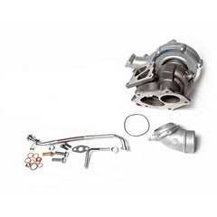 ATP Dual Ball Bearing Twin-scroll Bolt-on Turbo Kit - Internally wastegated | 2008-2015 Mitsubishi Evo X (ATP-VEVO-021)