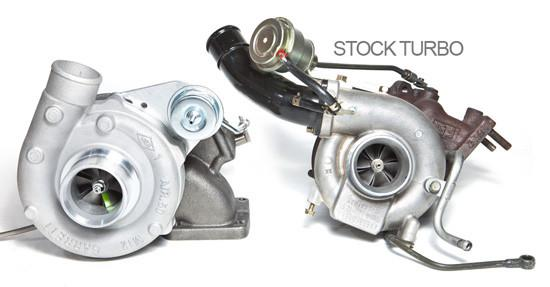 ATP Stock Location GT3076R Turbo Kit for Evo 4 Through Evo 8/9 - 500HP - Modern Automotive Performance  - 4