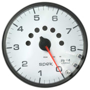 "Autometer Spek-Pro 5"" Tachometer W/Shift Light 8K RPM"