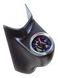 Auto Meter Single Pillar Gauge Pod (1G DSM) - Modern Automotive Performance