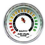 Autometer C2 52mm Air / Fuel Ratio Lean - Rich Gauge 7175