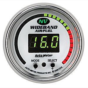 Autometer Wideband Air/Fuel Ratio PRO Wideband A/F Kit 7378 - Modern Automotive Performance