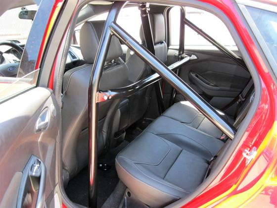 Autopower 4 Point Roll Bar | 2010+ Ford Focus ST & RS (70553)