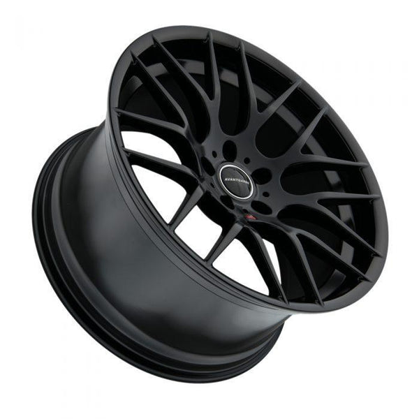 "Avant Garde M359 Series 5x120 19"" Matte Black Wheels"