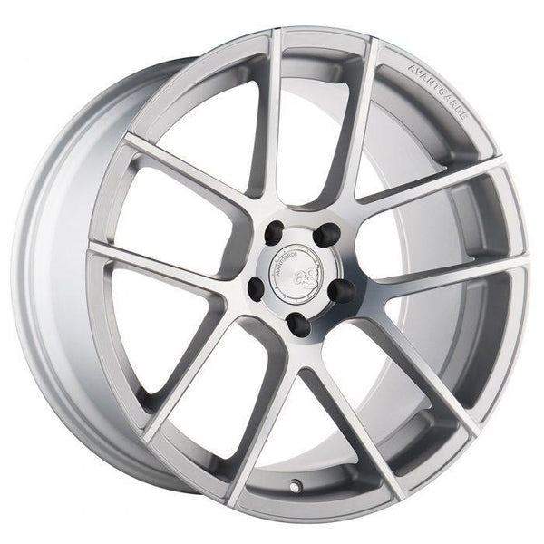 "Avant Garde M510 Series 5x112 19"" Satin Silver Wheels"