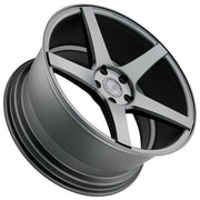 "Avant Garde M550 Series 5x114.3 19"" Dolphin Gray Wheels"