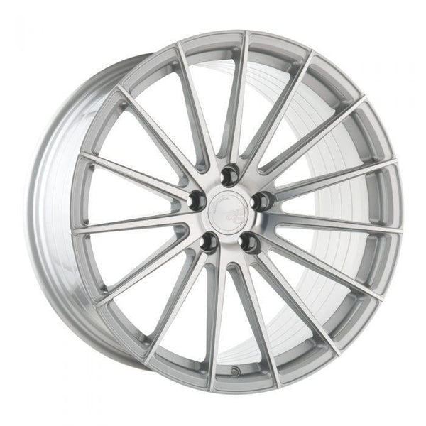 "Avant Garde M615 Series 5x112 22"" Silver Machined Wheels"