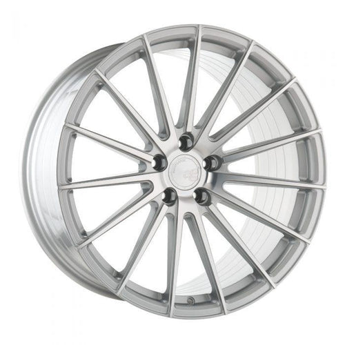 "Avant Garde M615 Series 5x114.3 20"" Silver Machined Wheels"