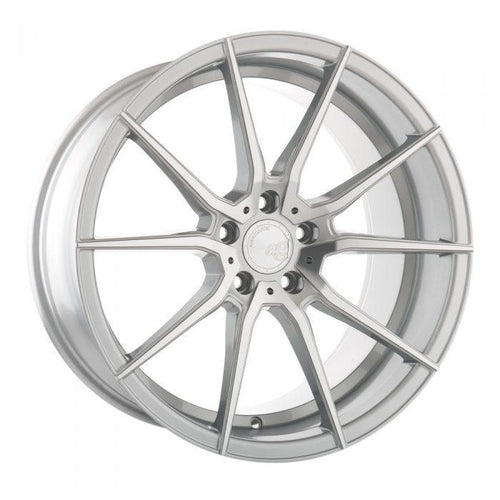 "Avant Garde M652 Series 5x112 19"" Silver Machined Wheels"