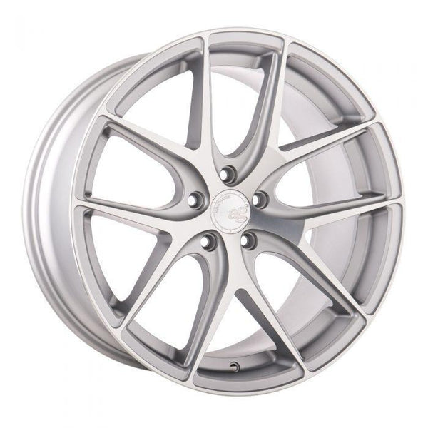 "Avant Garde M580 Series 5x112 20x8.5"" +32mm Offset Satin Silver Wheels"
