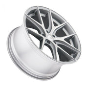 "Avant Garde M580 Series 5x114.3 20x10.0"" +43mm Offset Satin Silver Wheels"