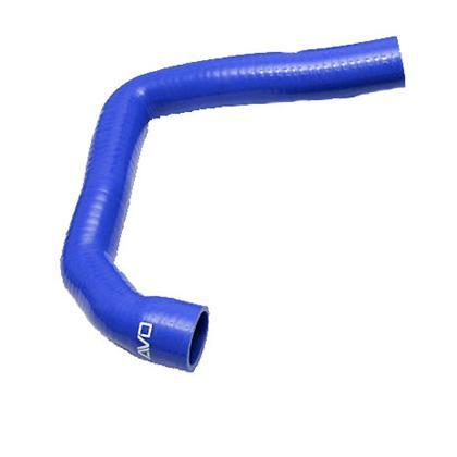 AVO 13+ Subaru BRZ / 13+ Scion FR-S Silicone Air Intake Noise Tube - Blue S6Z12E4P6BLUJ - Modern Automotive Performance