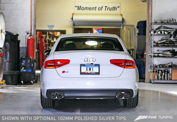 AWE Tuning Touring Edition Exhaust | 2012-2016 Audi S4 B8.5
