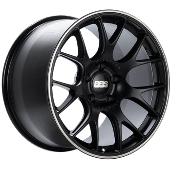 "BBS CH-R Series 5x130 20"" Black Wheels"