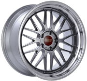"BBS LM Series 5x120 21"" Diamond Black Wheels"