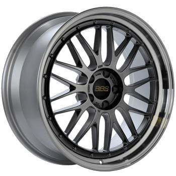 "BBS LM Series 5x112 20"" Diamond Black Wheels"