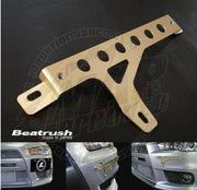 Beatrush License Plate Holder (Evo X) - Modern Automotive Performance  - 2