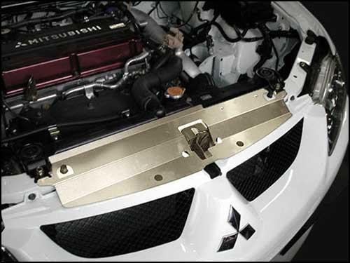 Beatrush Radiator Cooling Panel (Evo 8/9) - Modern Automotive Performance
