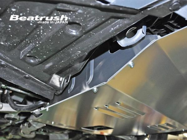Beatrush Aluminum Side Covers | 2015-2016 Subaru WRX STI (S560240A) - Modern Automotive Performance