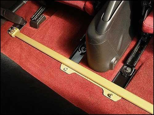 Beatrush Floor Performance Bar (RSX 2002-2006) - Modern Automotive Performance