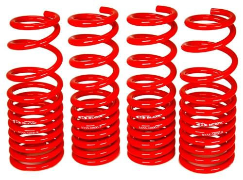 BLOX Racing Lowering Springs :: 90-93 Acura Integra - BXSS-01050 - Modern Automotive Performance
