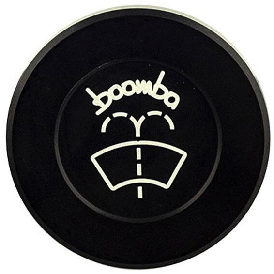 Boomba Racing Washer Fluid Cap | 13-18 Ford Focus ST/RS & 15-19 Mustang EcoBoost (028-03-015)