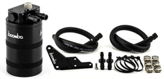 Boomba Compact Stage 2 PCV Catch Can Kit | 2019+ Hyundai Veloster Turbo (044-20-009KIT)